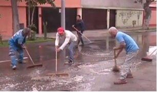 Reportan grandes pérdidas materiales tras aniego en San Miguel