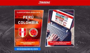 Perú vs. Colombia: larga lista de espera en inicio de venta de entradas