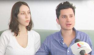 Padres que denunciaron cambio de bebés temen que su hija tenga algún virus