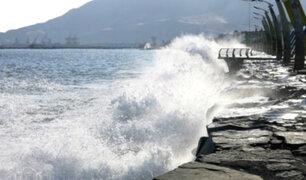 Marina de Guerra pronostica oleaje anómalo en litoral en los próximos días