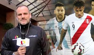 Perú vs. Argentina: Panamericana Televisión ya está en la Bombonera