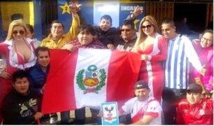 Perú vs. Argentina: hinchas de la Bicolor llegaron hasta La Bombonera