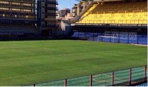 Perú vs. Argentina: así se encuentra el estadio La Bombonera
