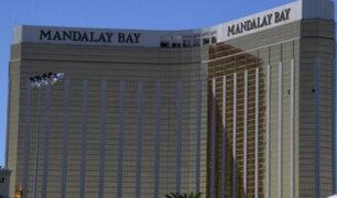 Las Vegas: revelan video de habitación desde donde se perpetró la masacre