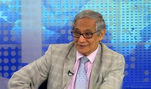 Jorge González analiza cuáles son los beneficios económicos si Perú va al mundial