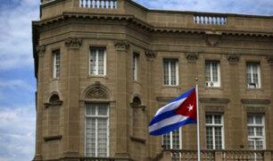 EEUU: expulsan a 15 funcionarios de embajada de Cuba