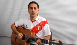 Twitter: Oye a Juan Diego Flórez cantando su versión del 'Perú Campeón' [VIDEO]