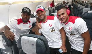Selección Peruana viaja rumbo a Argentina para hacer historia