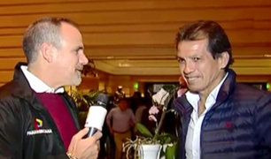 Franco Navarro opina sobre el crucial partido de la bicolor