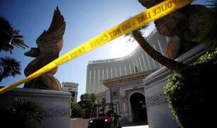 EEUU: el asesino de Las Vegas tomaba calmantes y llevaba décadas comprando armas