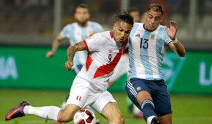 "Prensa argentina califica choque ante Perú como una ""Final del Mundo"""