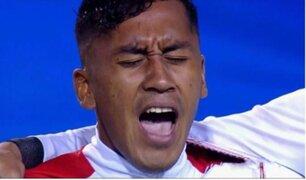 Así fue la emotiva interpretación del Himno Nacional del Perú en La Bombonera