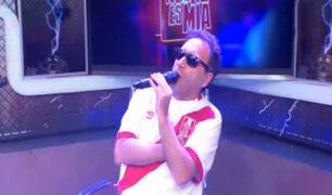 El amigo Carlos Galdós: el conductor más loco de la televisión nacional