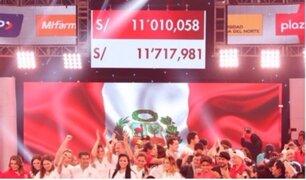 ¡Sí se pudo! Teletón 2017 logró llegar a la meta y recaudó más de 11 millones de soles