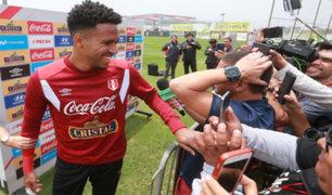 Arquero Gallese: No me preocupa James Rodríguez ni Radamel Falcao
