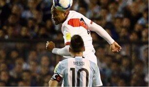 Así fue la marca de Perú a Lionel Messi en La Bombonera