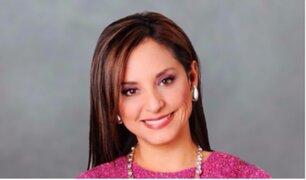 Rosana Cueva encabeza lista de periodistas televisivos más influyentes
