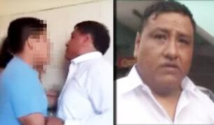 Chosica: pareja e hijos impiden boda de sujeto con su amante