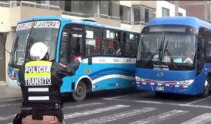 PNP se pronuncia por problemas de tránsito en Lima
