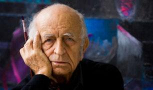 Falleció el artista Fernando de Szyszlo