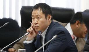 Kenji Fujimori no acudió ante el Comité Disciplinario de FP para rendir sus descargos