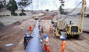Caso Gasoducto del Sur: Fiscalía investiga sobrecosto y reservas gasiferas