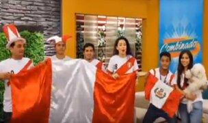 Panamericana TV alienta así a la selección peruana para el Perú vs Colombia