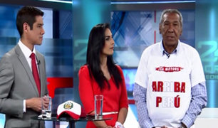"""Julio Meléndez sobre el Perú vs. Colombia: """"Hoy salimos decididos a llegar a Rusia"""""""