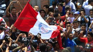 Universidades suspenden clases por el partido Perú vs Colombia