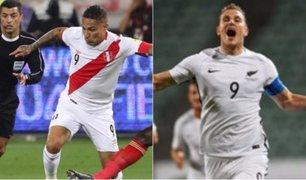 Perú vs. Nueva Zelanda: día y lugar del repechaje para Rusia 2018