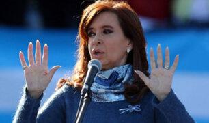 Argentina: ordenan prisión  preventiva para expresidenta Cristina Fernández