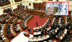 Pleno del Congreso de la República aprobó uso medicinal del aceite de cannabis