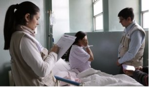 Susalud investiga supuesto nacimiento de bebé en baño del hospital María Auxiliadora