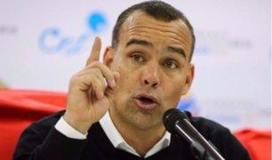 DT de Venezuela denunció que intentaron desconcentrar a sus jugadores con mujeres