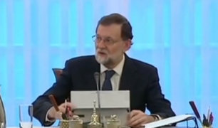 España: Gobierno pide aclarar si fue declarada o no la independencia de Cataluña