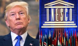 Estados Unidos anuncia su retiro de la Unesco