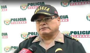 PNP da detalles sobre intervención a Ivo Ivancovich en San Borja