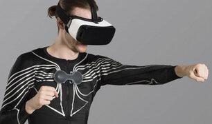 E-skin: la camiseta inalámbrica para vivir a profundidad la realidad virtual