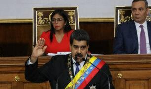 Gobernadores venezolanos que no se subordinen a la Asamblea Nacional serán destituidos
