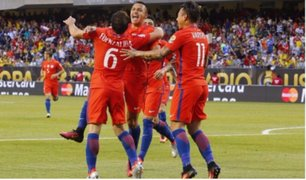 Los polémicos antecedentes de la selección Chilena
