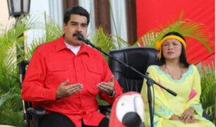 Venezuela: Nicolás Maduro pide al rey de España indemnizar a indígenas