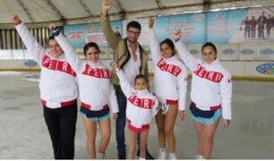 Selección Peruana de Patinaje protesta tras desalojo de su única pista de entrenamiento