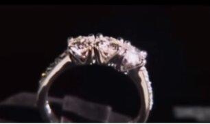Policía interviene empresas contrabandistas de diamantes