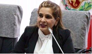 "Maritza García: ""Grupo de Kenji Fujimori tendrá 16 parlamentarios en julio"""