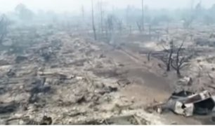 EEUU: centenares de personas continúan desaparecidas por incendios forestales