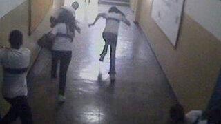 Alumno desata masacre en colegio tras ser expulsado por indisciplina