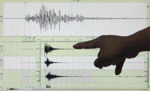 IGP reportó tres sismos esta mañana en Arequipa