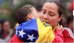 ONG habilitará línea de ayuda para venezolanos en Perú