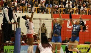 Perú 1-3 Argentina: 'Matadoras' quedaron fuera del mundial.