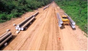 Caso Odebrecht: Gasoducto del Sur con millonaria deuda